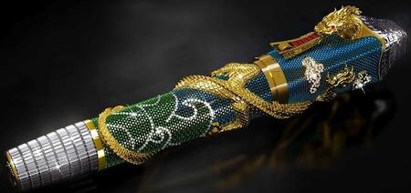 Montegrappa presenta una edición de lo más exclusiva: la pluma Centennial Dragon