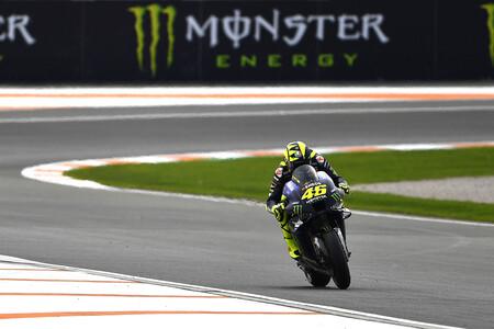 Rossi Valencia Motogp 2020