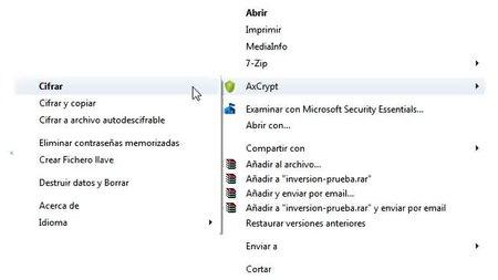Encriptando archivos de empresa con Axcrypt-1