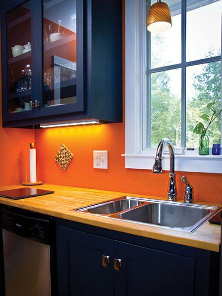 Cocina Naranja 11