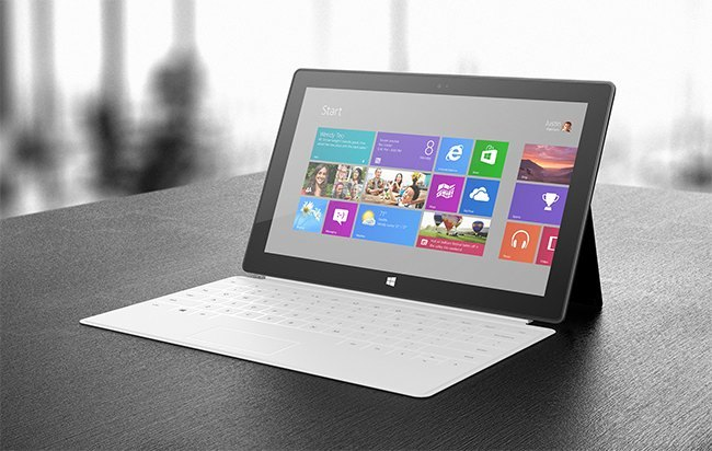 Surface RT Microsoft