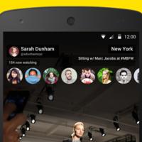 Ya podemos hacer streaming de vídeo con la aplicación de Meerkat para Android
