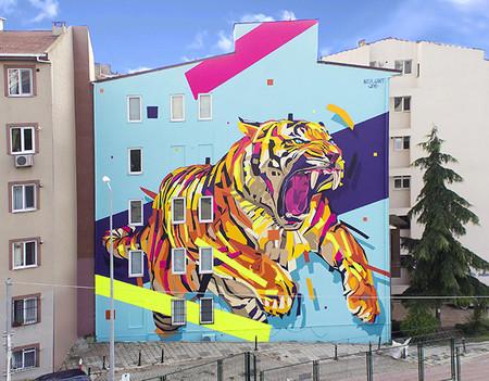 Entrevista A Arlin Graff Artista Brasileno De Street Art Graffitti En Estambul