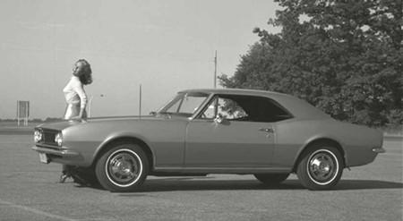 Chevrolet Camaro primera generación