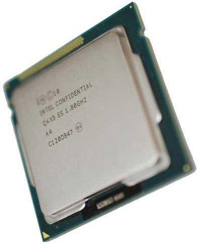 Intel Ivy Bridge CPU