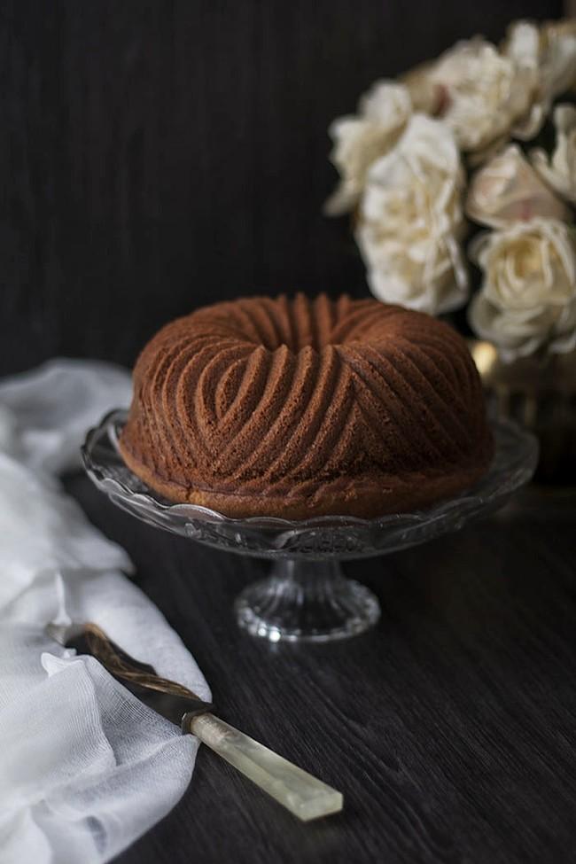 Bundt Cake De Turron 1