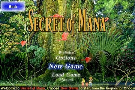 'Secret of Mana' llegará este mes a iPhone