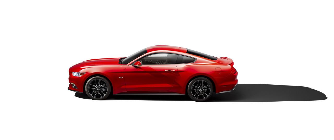 Foto de Ford Mustang 2014 (12/15)