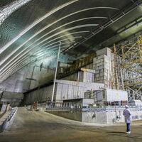 Se ha detectado una cantidad inusualmente alta de neutrones que emanan de una habitación inaccesible en la planta de Chernobyl