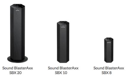 Creative Sound BlasterAxxT