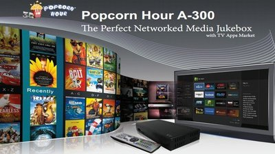 Syabas presenta el Popcorn Hour A-300, ¿el media center definitivo?