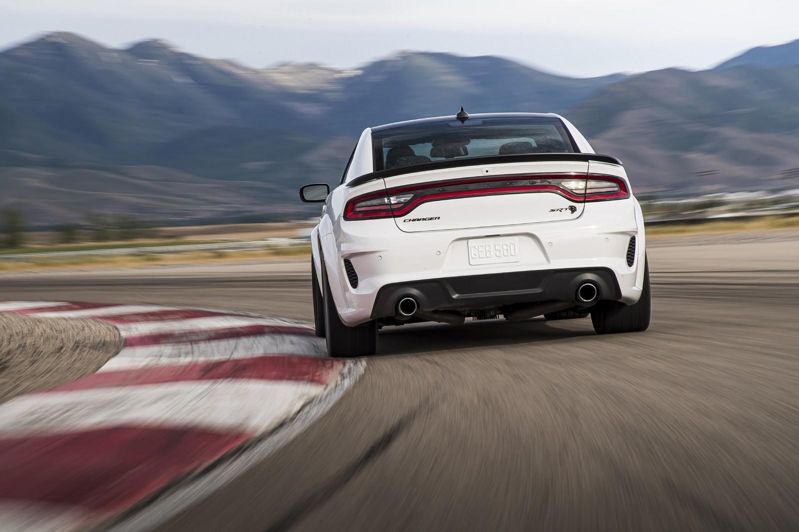 Foto de Dodge Charger SRT Hellcat Redeye 2021 (43/49)