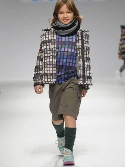 Custo presenta su primera colección de ropa para niños: Custo Growing