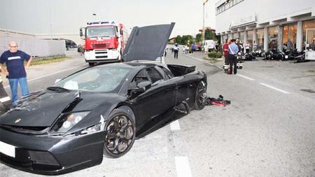 Un strike bávaro firmado por un Lamborghini Murcielago