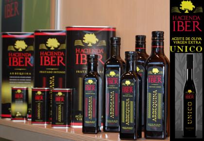 Hacienda Iber nos presenta Único, un aceite de oliva exquisitamente gourmet