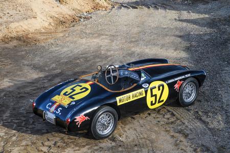 Sale a subasta este OSCA MT4 1500 by Frua de 1954 que pilotó Alfonso de Portago