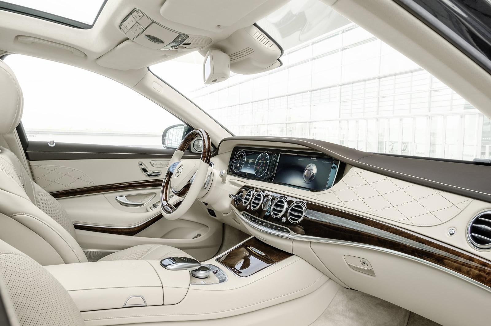 Foto de Mercedes-Benz Clase S Maybach (16/38)