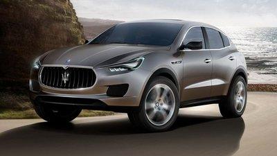 Fiat Mirafiori fabricará el Maserati Levante