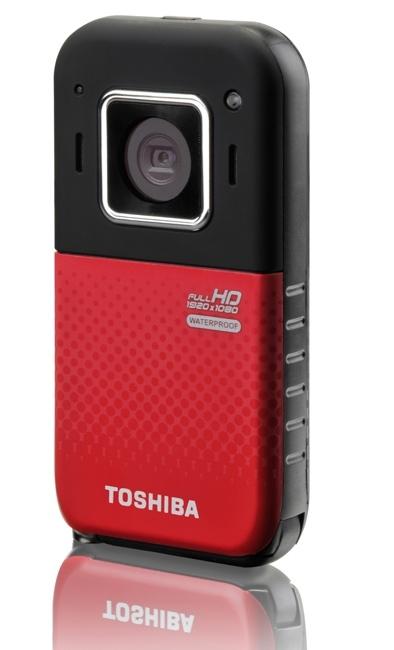Toshiba Camileo BW20 pone rumbo al verano