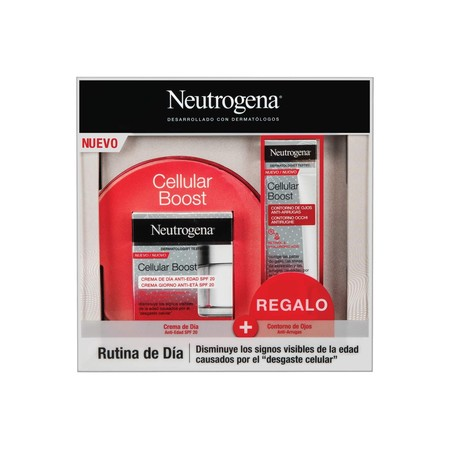 Neutrogena Cellular Boost Pack