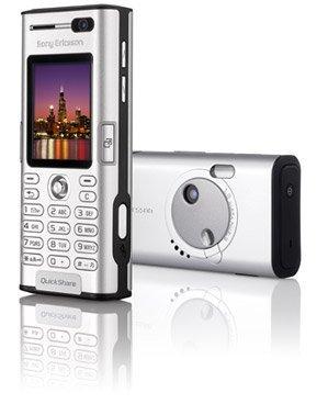 Sony Ericsson K600, diseño de lujo para la 3G