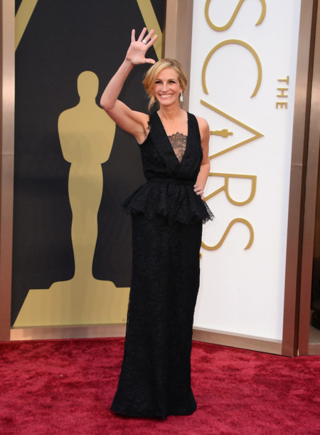 julia roberts looks oscar