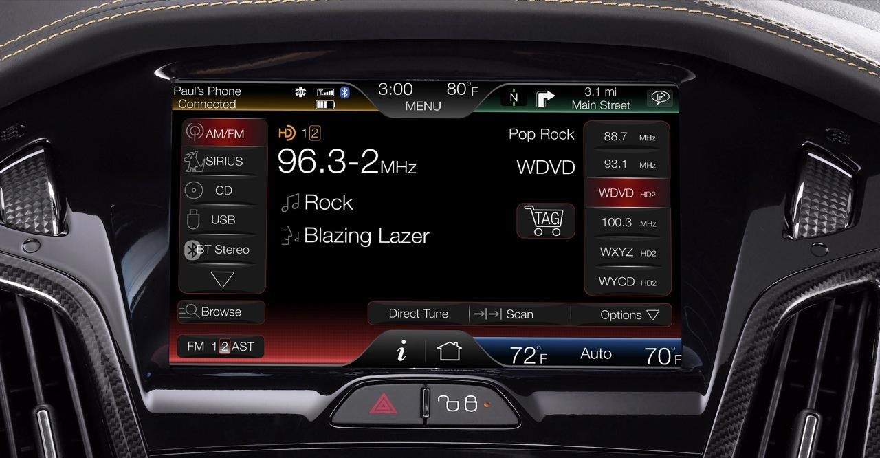 Foto de Ford Sync y MyFordTouch, el nuevo interfaz de Ford para coches (19/23)