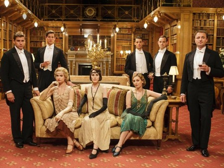 Downton Abbey Pelicula1