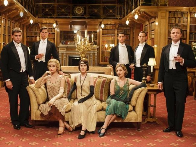 Downton Abbey Pelicula1