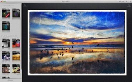 Google deja de lado Snapseed en su versión OS X y Windows, no más actualizaciones ni soporte