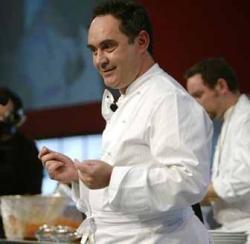 El futuro de la gastronomía está en Latinoamérica según Ferrán Adriá