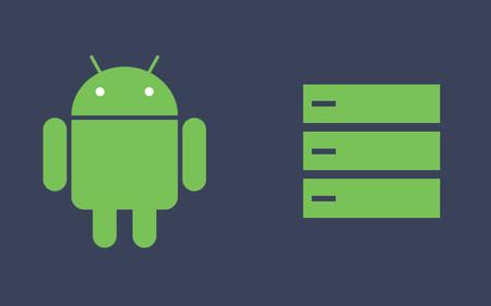 Almacenamiento android