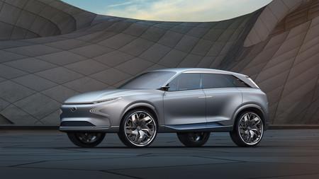 El Hyundai FE Fuel Cell Concept mira al un futuro sin emisiones, hasta 800 km y conducción autónoma
