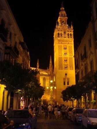 Una noche de verano en Sevilla