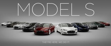 Tesla empieza a entregar los Model S