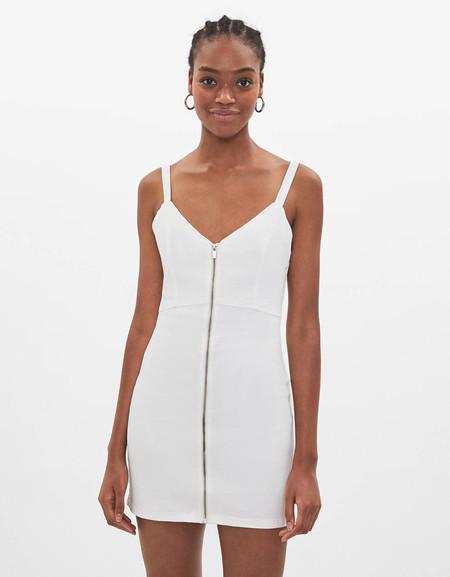 Vestido Blanco Verano 2019 14