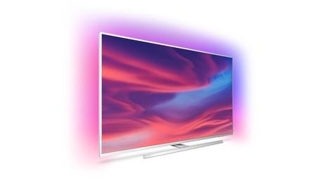 Estrenar una smart TV de 50 pulgadas con Ambilight como la Philips 50PUS7304/12 sólo te cuesta 479 euros en El Corte Inglés