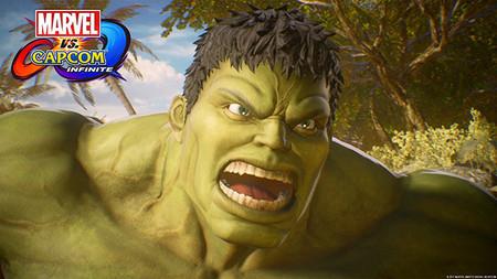 Hora de los combos, cinco minutos de gameplay de Marvel vs. Capcom: Infinite