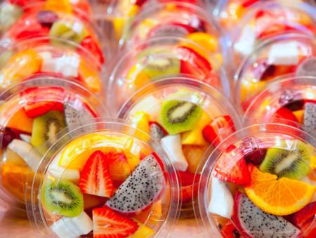 Snacks frescos y sencillos