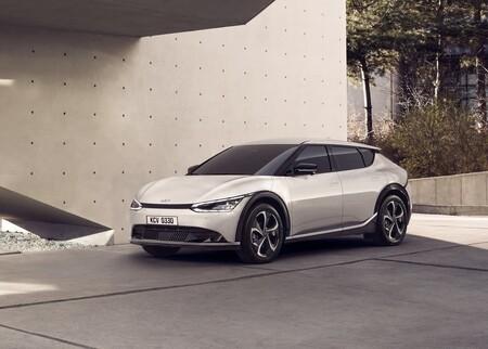 El KIA EV6 se muestra en su forma definitiva y nos adelanta el diseño que seguirá toda la marca a futuro