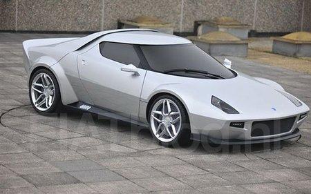 Recreaciones muy realistas del Lancia Stratos