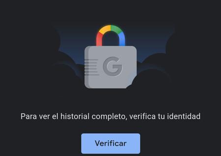 Google te permite añadir más protección a 'Mi Actividad': así puedes activar su verificación adicional