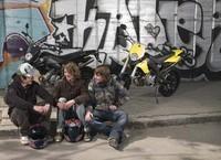 Los chavales de 14 podrán seguir conduciendo ciclomotores