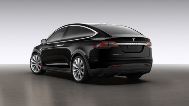 Tesla Model X Precio
