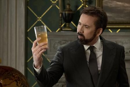 Nicolas Cage Palabrotas