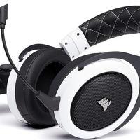 Corsair amplía su gama de auriculares para jugones con el modelo HS70 Wireless