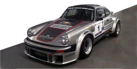 """Este es el """"nuevo"""" Porsche 911 Gr.4 de Carlos Sainz"""