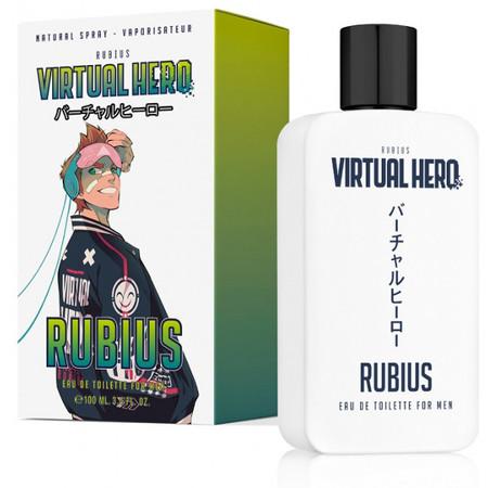 Rubius no estaba de coña: El youtuber ha sacado un perfume de 'Virtual Hero'