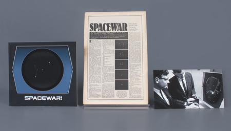 Space War Group Gray