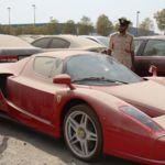 La Policía de Dubái recibe ofertas por el Ferrari Enzo incautado que aún no puede vender